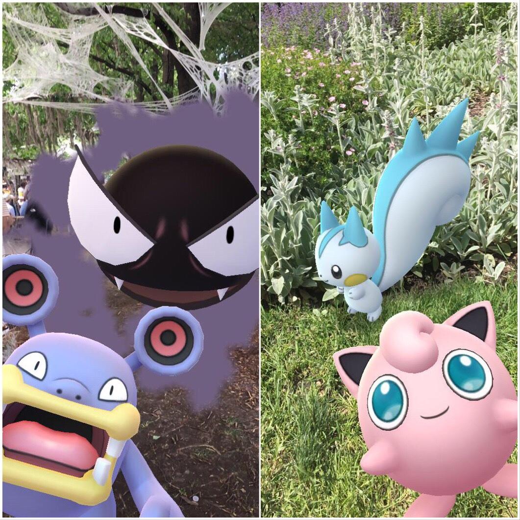 Pokémon Photos