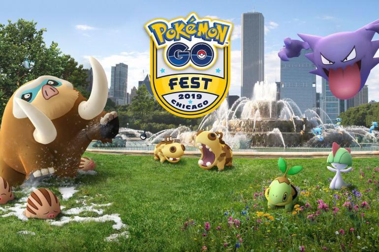 Pokémon GO Fest Banner