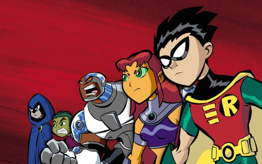 TV Teen Titans