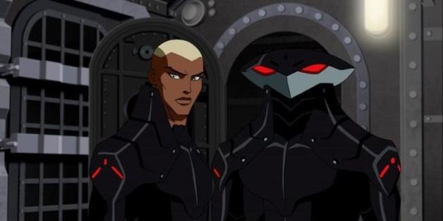 Aqualad & Black Manta