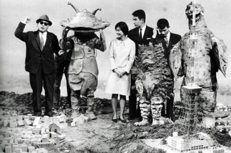 Tsuburaya and friends