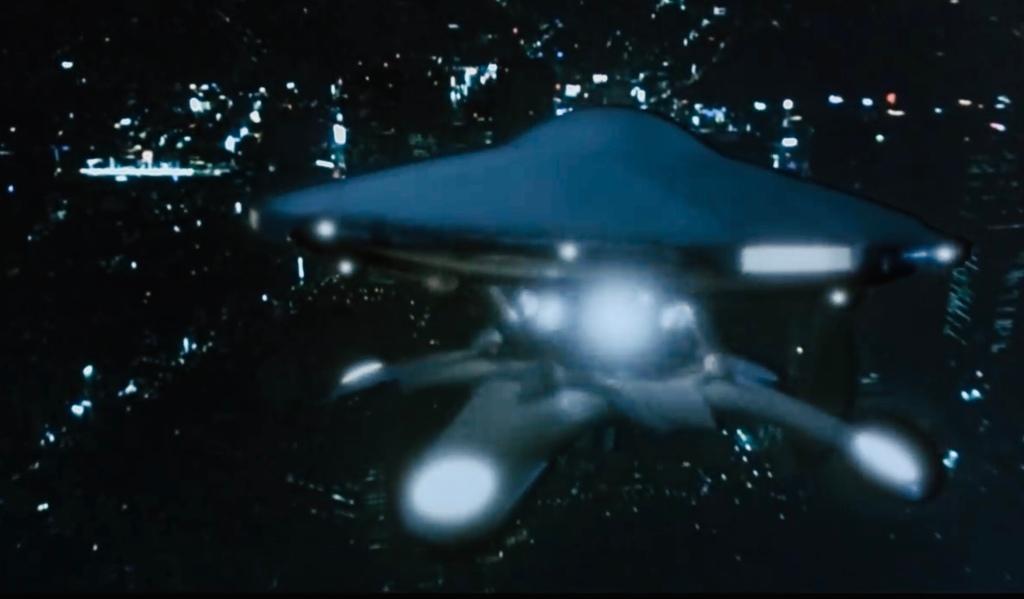UFO over Tokyo