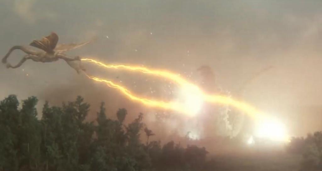 Ghidorah lightning