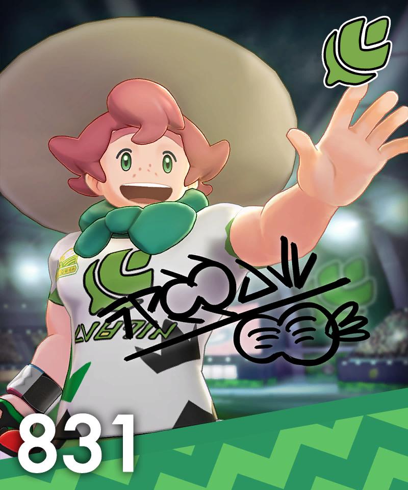 Milo's League Card